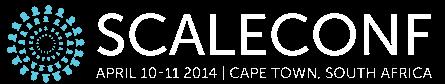 Scaleconf 2014