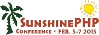 Sunshine PHP Conference 2015